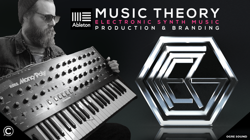 Music Theory: Electronic Synth Music Production & Branding