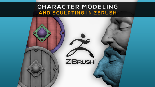Character Modeling and Sculpting in Zbrush