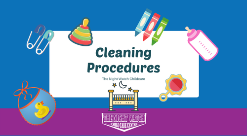 Cleaning Procedures