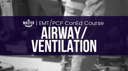 Basic Airway and Ventilation Course [CE]