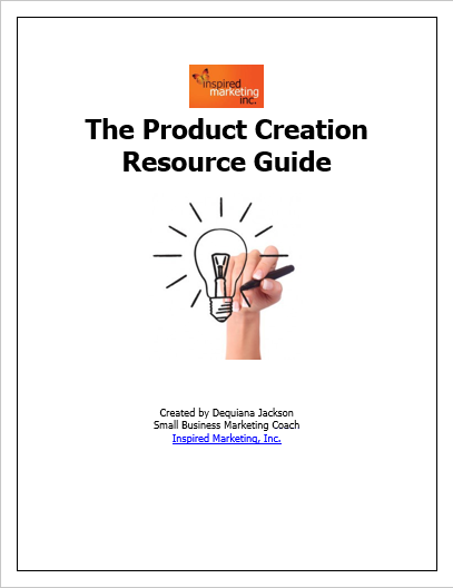 The Digital Product Creation Resource Guide