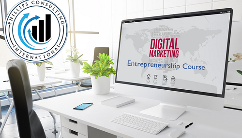 Digital Marketing Entrepreneurship Course