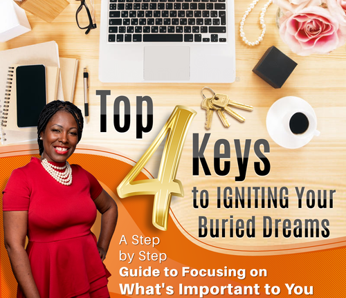 Girl on Fire- Top 4 Keys to IGNITING Your Buried Dreams