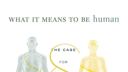 What It Means To Be Human - Book Discussion Group