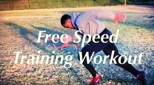 Free Speed Workout