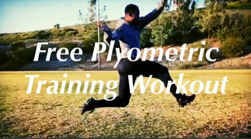Free Plyometric Workout