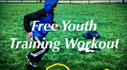 Free Youth Speed Workout