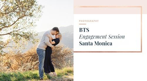 BTS-Engagement-Santa Monica