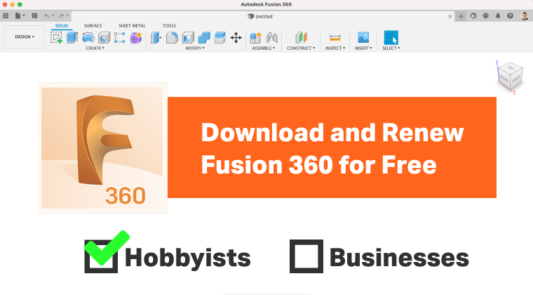 Download Fusion 360 for free