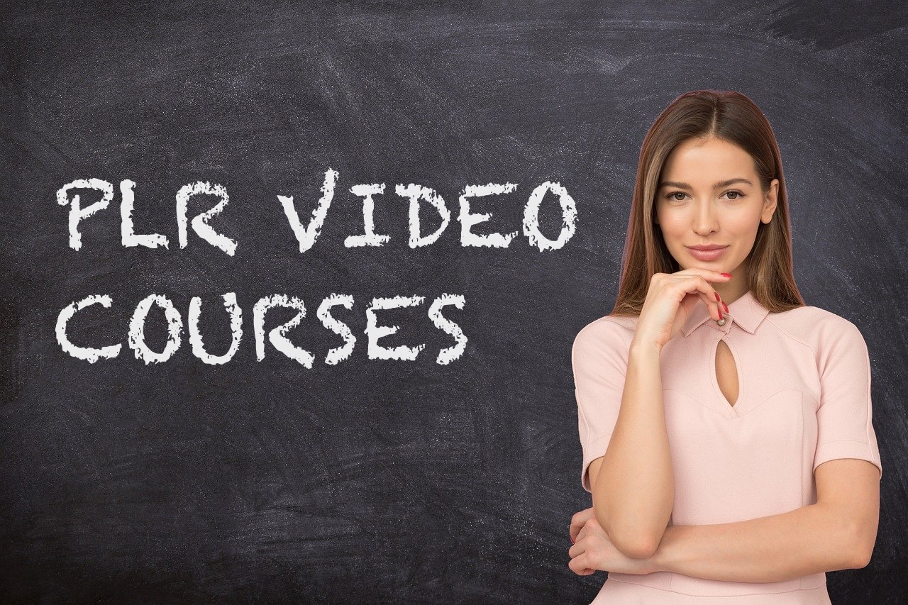 Teach and Sell PLR Video Courses on Uthena!