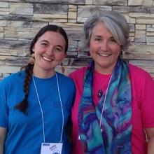 Amy Mihaly & Monica Corrado