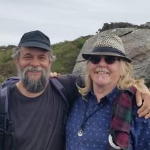 Keith Robertson and Danny  O'Rawe