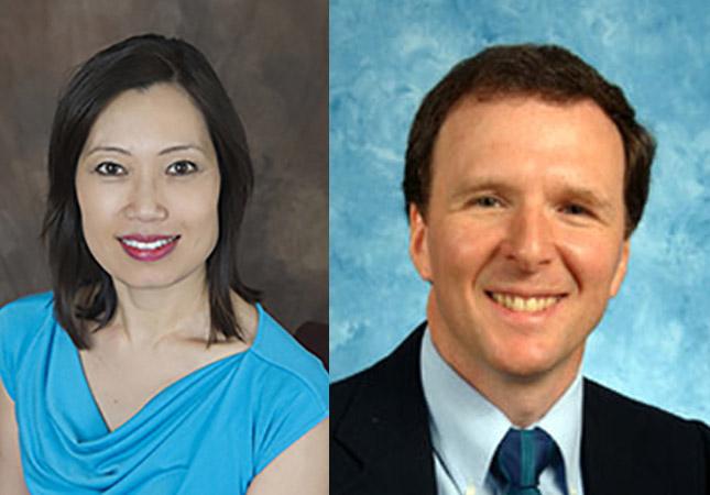 Victoria White, Esq. and Professor Randy Lee